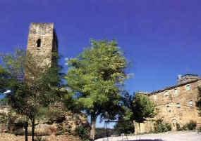 Torre i església d'Ardèvol
